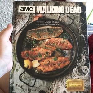Other - The Walking Dead Cookbook & Survival Guide
